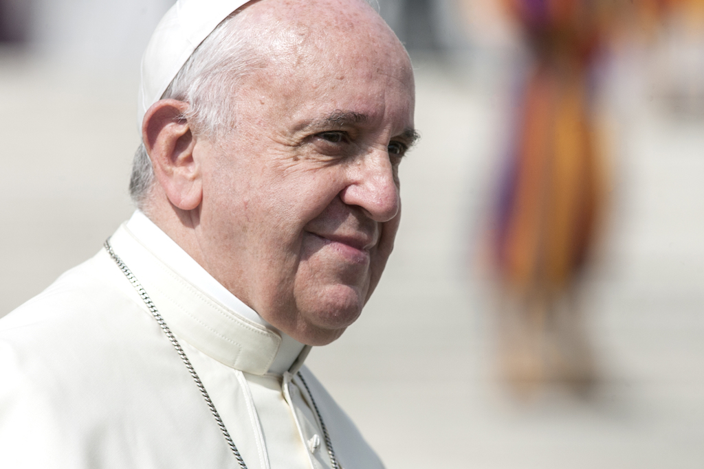 Pope Francis Declares the World Is 'Afraid' of Real Meaning of Christmas