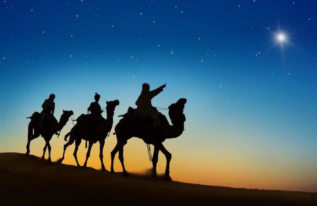 What Kind of Astronomical Marvel was the Star of Bethlehem? A BIG ONE!