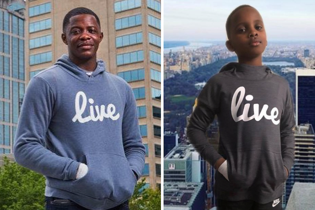 side by side photos of James Shaw Jr and Tayir Thomas